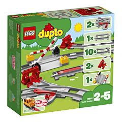 LEGO DUPLO - Sine de cale ferata 10882
