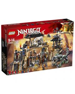 LEGO Ninjago - Groapa Dragonilor 70655