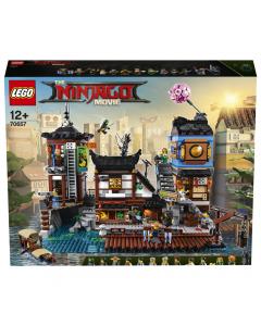 LEGO Ninjago - Docurile orasului 70657