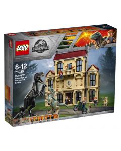 LEGO Jurasic World - Furia Indoraptorului 75930