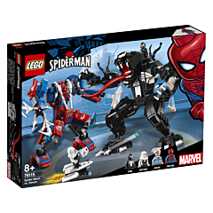 LEGO Super Heroes - Robot paianjen vs Venom 76115