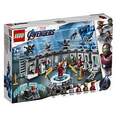 LEGO Super Heroes Sala Armurilor 76125
