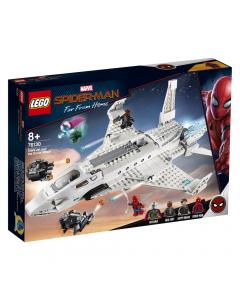 LEGO - Avionul Stark si atacul dronei 76130