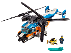 LEGO Creator Elicopter 31096