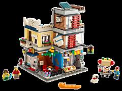 LEGO Creator Magazin - animale 31097