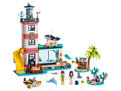 LEGO Friends Centrul de la far 41380
