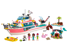 LEGO Friends Barca de salvare 41381