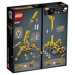 LEGO Technic Tractor compact pe senile 42097