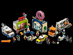 LEGO City Magazinul de gogosi 60233