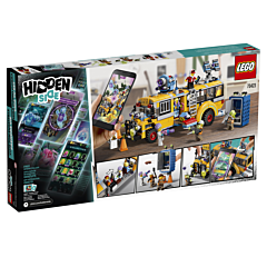 LEGO Hidden Autobuz paranormal Intercept 3000 70423