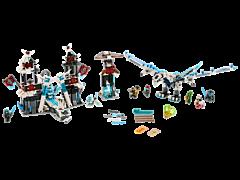 LEGO Ninjago Castelul Imparatului 70678