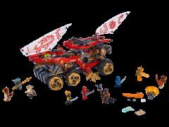 LEGO Ninjago Bounty de teren 70677