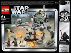 LEGO Star-Wars Clone Scout Walker  - 20 de ani 75261