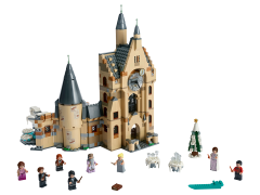 LEGO Harry Potter Turnul cu ceas 75948