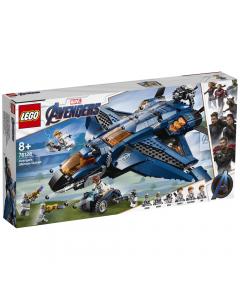 LEGO Super Heroes - Quinjetul suprem 76126