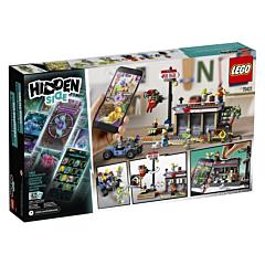 LEGO Hidden Atacul la baraca cu creveti 70422