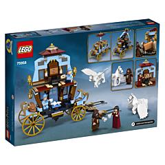 LEGO Harry Potter Sosire la Hogwarts 75958