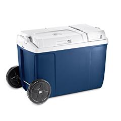 Lada frigorifica MobiCool, cu roti, PP, 56.5 x 39.1 x 29.5 cm, 38 L