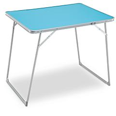 Masa camping Holiday, 80x60 cm, Albastru