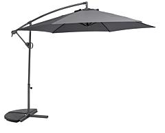 Umbrela cu rotire Carrefour, gri