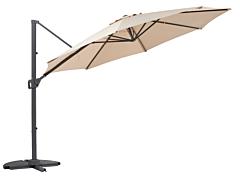 "Umbrela aluminiu ""Ronda"", 350 cm, bej"