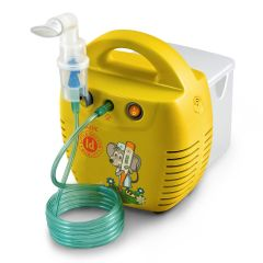 Aparat aerosoli compresor Little Doctor LD 211C, galben