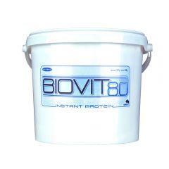 Supliment de proteine Megabol BIOVIT 80, proteine din zer si soia, set complet de aminoacizi si adaos de vitamine esentiale