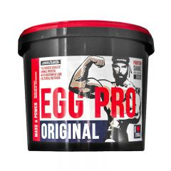 Supliment de proteine 92% Megabol EGG PRO 2000 gr din albumina de ou plus vitamine pentru crestere de masa musculara