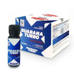 Concentrat energizant Megabol Guarana Turbo Shot 16x50 ml