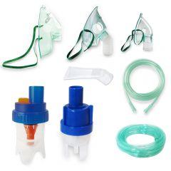 Kit accesorii universale RedLine Combo pentru aparatele de aerosoli cu compresor