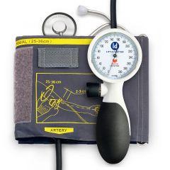 Tensiometru mecanic Little Doctor LD 91, profesional, stetoscop inclus, dimensiune manseta 25 - 36 cm