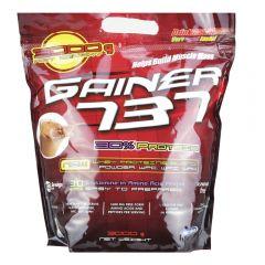 Supliment de proteine Megabol Gainer 737, 3 kg, gainer puternic si complex pentru cresterea masei musculare