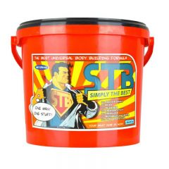 Complex de proteine Megabol STB Simple The Best 2600 g, proteine din zer, aminoacizi BCAA, carbohidrati, creatina, taurina, vitamine, colagen  si stimulator de testosteron