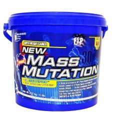 Complex de proteine Megabol NEW MASS MUTATION 2270g, pentru cresterea masei musculare, 10 surse de proteine, aminoacizi si carbohidrati complecsi
