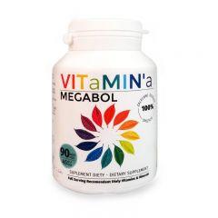 Capsule vitamine Megabol VITaMINa, 90 cps