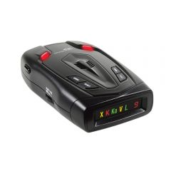 Detector radar Whistler GT 268 XI, Detecteaza benzile X K KA, Laser 360, POP, Benzi de detectie selectabile, Prioritizarea alertelor