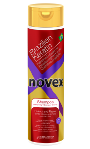 Sampon Keratina Braziliana Novex 300 ml