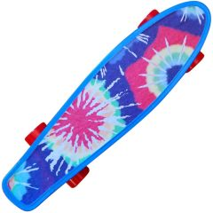 Penny board Action® Retro II ABEC-7, PU, Aluminium,  design ' 70