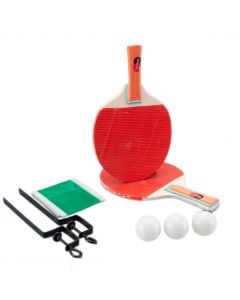 Set palete tenis de masa + fileu  KING SPORT