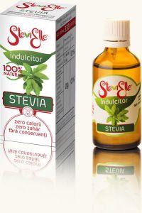 Indulcitor cu Stevia Natur, Stevielle