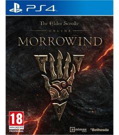 Joc The Elder scrolls online morrowind - ps4