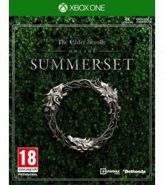 Joc The Elder scrolls online summerset - xbox one