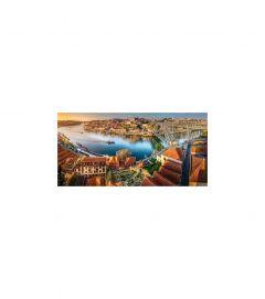 Puzzle Castorland 4000 Last Sun on Porto Portugal