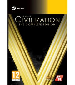 Joc Civilization V complete edition - pc (steam code)