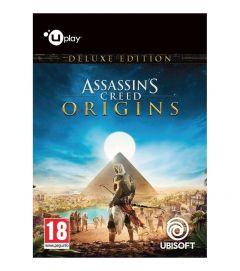 Joc Assassins Creed origins deluxe edition - pc (uplay code)