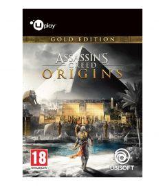 Joc Assassins Creed Origins Gold Edition - Pc (Uplay Code)