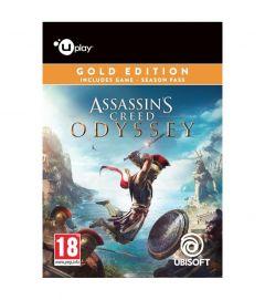 Joc Assassins Creed odyssey gold edition - pc (uplay code)