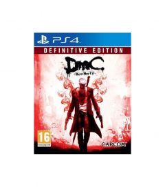 Joc Dmc Devil may cry definitive edition - ps4