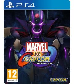 Joc Joc Marvel Vs capcom infinite deluxe edition - ps4