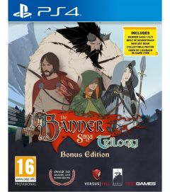 Joc Banner Saga trilogy - ps4